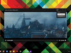Chrome OS Update Lets Users Stream Video From Google Drive to Chromecast