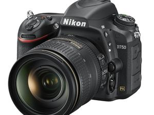 Nikon D750 Announced: Full Frame Quality In A Lightweight Package