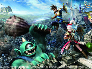 Square Enix says more Dragon Quest will come if Dragon Quest Heroes sells