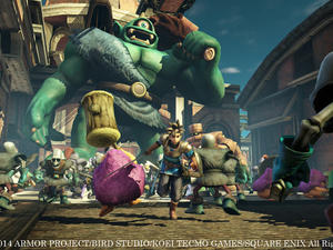 Dragon Quest Heroes Gameplay Trailer and Screenshots - Having a Goo Time!
