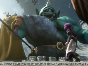 Dragon Quest Heroes Gameplay Footage Shows the Sheer Size of Gigantes