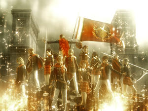 Final Fantasy Type-0 HD Gameplay Stream Should Give You a Solid Idea