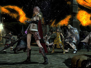 Lightning Returns in Final Fantasy XIV for a Limited Time