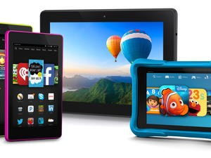 Amazon Unveils 2 New Kindle eReaders, 4 New Fire Tablets