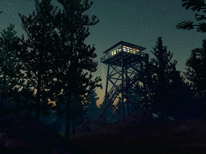 Firewatch gets 17 minutes of gameplay in new video