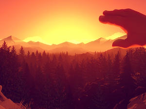 """Firewatch is already a success, passing the developer's """"wildest expectations"""""""