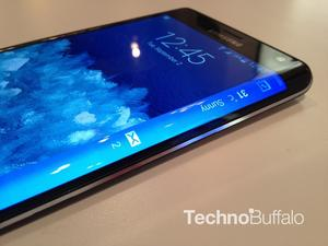 Galaxy Note Edge: Hands-On With Samsung's Crazy New Smartphone
