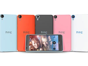 HTC Desire 820 Android Smartphone Unveiled With 64-Bit Processor