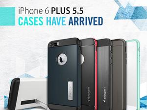 iPhone 6 Plus 5.5 Cases Hit Amazon - Is This The Final Name?