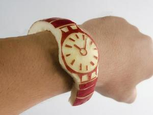 Japanese Apple Customer Makes His Own Apple Watch, Looks Delicious