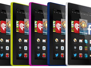 """Amazon Drops """"Kindle"""" From Fire HD, Fire HDX Tablet Names"""