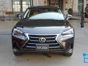 Lexus NX 200t/300h First Drive: The Compact SUV That Acts HUGE