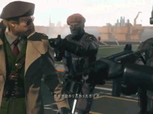 This Metal Gear Solid V Trailer Stars Quiet
