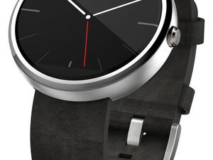 The Moto 360 is Now Available From T-Mobile