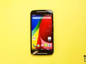 Moto G 2nd generation marked down to $100 at Amazon for a limited time