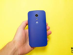 Moto G (2014) Shows Up With LTE and a Bigger Battery
