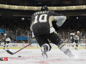 NHL 15 Now Available for Pre-Load on Xbox One