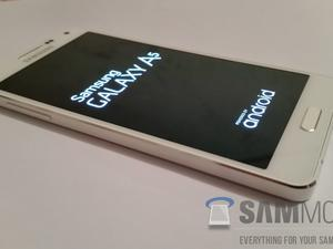 Galaxy Alpha Successor With 5-Inch Screen Leaks in New Photos