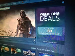 """Ads in Steam? Valve says no, it would be """"just dumb"""""""