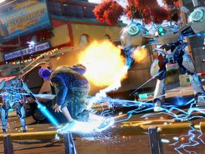 Sunset Overdrive Gameplay Footage Brings Multiplayer and a Mission