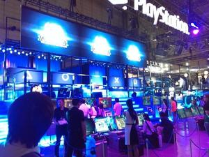 TGS 2014 – Shots from the Floor