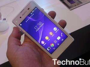 Sony Xperia E3 Hands-On: Power and Design In an Affordable Package