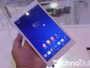 Z3 Tablet Compact Hands-On: Sony Gets A Serious Contender