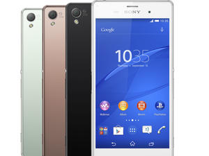Sony Announces Xperia Z3 and Xperia Z3 Compact
