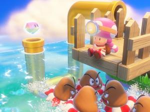 Captain Toad: Treasure Tracker Gets Level Touting Trailer
