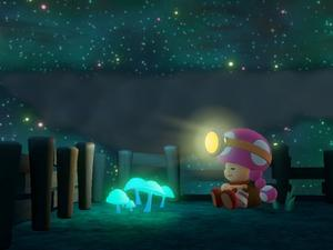 Captain Toad: Treasure Tracker Features Playable Toadette