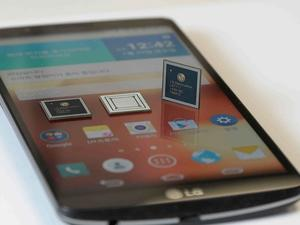 LG G3 Screen Unveiled With 5.9-inch Display, New LG NUCLUN Processor