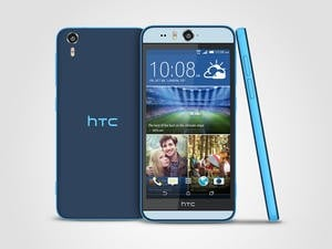 HTC Desire EYE Announced With 13MP Front-Facing Camera