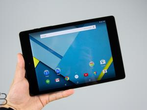 Amazon offers big reductions on the Nexus 9 in the U.K.