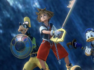 Kingdom Hearts HD 2.5 REmix Screenshots - Can You Tell Which is Which?