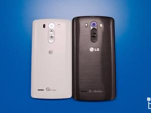 LG G3 Vigor Unboxing: The G3 Gets An Affordable Younger Brother