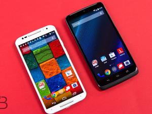 Motorola Has the Best Smartphone Lineup Right Now
