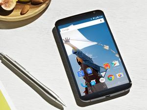 Nexus 6 Unveiled With Android Lollipop