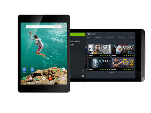 Nexus 9 vs. NVIDIA Shield Tablet Spec Shootout