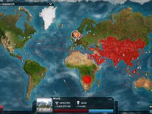 Ebola Fears Cause Sales Spike for Mobile Game Plague, Inc.