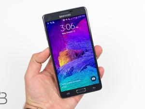 Verizon's Galaxy Note 4 gets Android 5.0 Lollipop with VoLTE