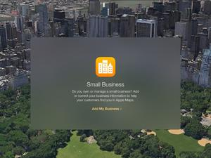 Apple Maps Now Accepting Data From Small Businesses
