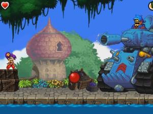 Shante and the Pirate's Curse Launches Today on the 3DS' eShop - Here's a New Trailer
