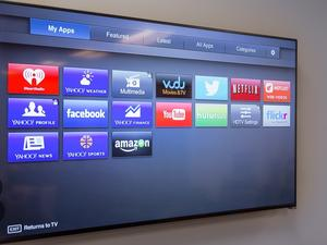 Vizio P-Series 70-inch Class Ultra HD TV Unboxing