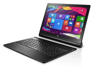 Lenovo Adds a 13-Inch Windows Tablet to the Yoga Lineup