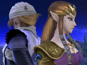 Zelda Can't Turn Into Sheik in Super Smash Bros. Because of the 3DS' Limitations