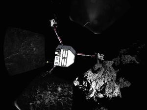 Philae's New Mission Is Already Coming To An End