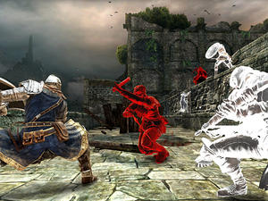 "Dark Souls II: Scholar of the First Sin on PS4 is ""the best-looking incarnation"""