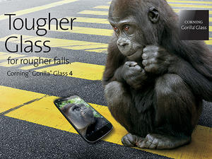 Gorilla Glass 4 May Finally Make Your Phone Drop-Proof