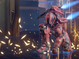 Halo 5 Multiplayer Screenshots - My How Times Have Changed