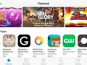 "Say Goodbye to the ""Free"" Button in Apple's App Store"